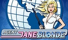 Agent Jane Blonde - Play Slots for free