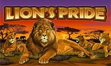Lions Pride - Play Slots for free