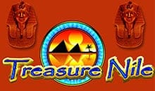 Treasure Nile - Free Slots No Deposit