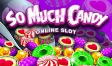 So Much Candy - Play Slots for free