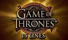 Game Of Thrones I - No Deposit Slots