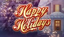 Happy Holidays - Play Slots for free