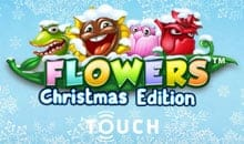 Flowers Christmas - No Deposit Slots