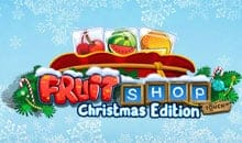 Fruitshop Christmas - Play Slots for free