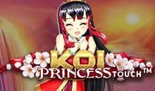 Koi Princess - No Deposit Slots