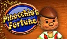 Pinocchio - No Deposit Slots